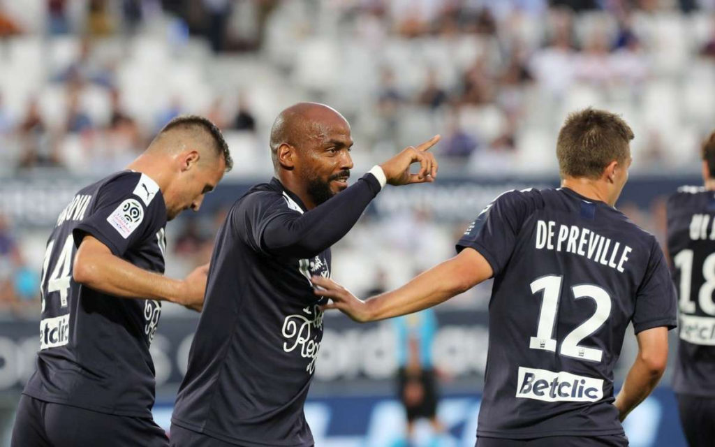 Girondins 2-0 Metz