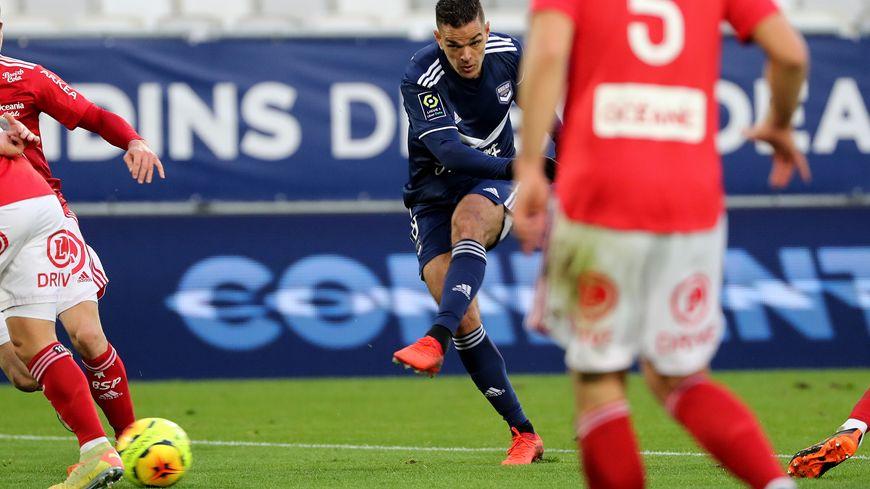 Girondins-Brest 1-0, que ce fût long à venir !