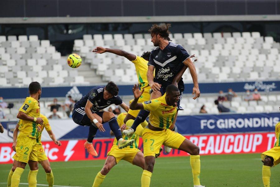 Bordeaux – Nantes : 0-0 : 1ère purge