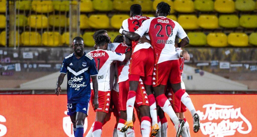 Monaco-FCGB 4-0, Naufrage sur le Rocher